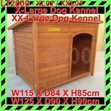 Timber Dog Kennels From $159 - $189 Rosewater Port Adelaide Area Preview