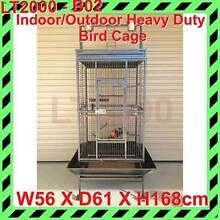 Indoor⁄Outdoor Heavy Duty Bird Cage Rosewater Port Adelaide Area Preview