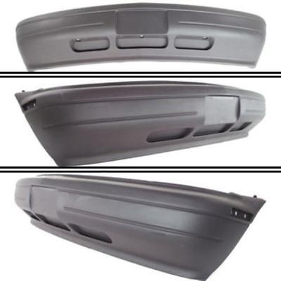 New GM1000506 Front Bumper Cover for Chevrolet Astro 1995-2005 2005 Chevrolet Astro Bumper