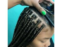 Afro Hairdressing, Extensions Only