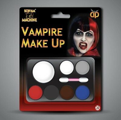 ce Paint Kit Vampire Makeup Set Painting Fake Blood Look Vam (Vampir Make-up Look)