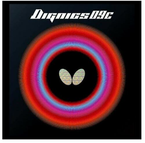 Butterfly Dignics 09C Table Tennis Ping Pong Rubber Sponge