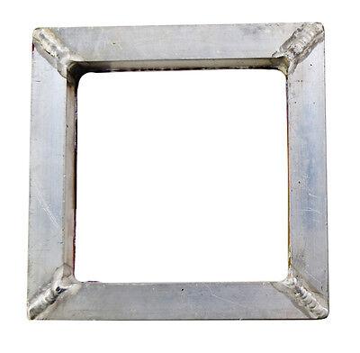 Empty Metal Frames For Silkscreenprinting 6 Square Aluminum No Mesh Screens