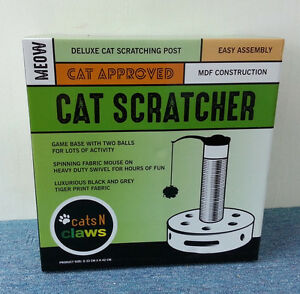 Deluxe High Quality Cat Scratcher
