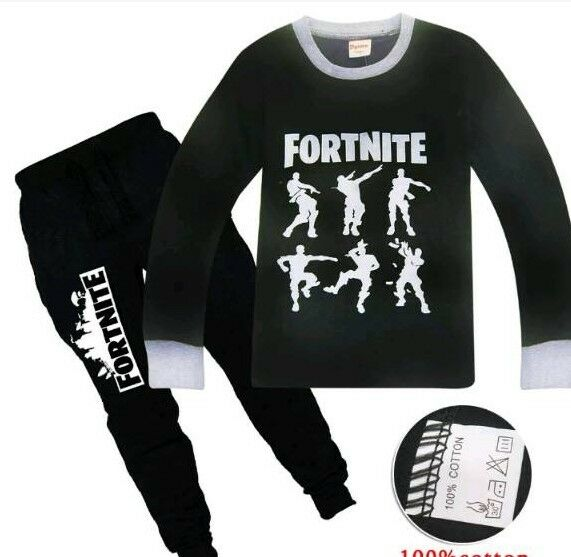 new style complete in specifications strong packing New Fortnite Pjs Pyjamas 140cm aged 8-9 years | in Newport | Gumtree