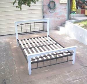 Clean Kirsty Double Bed Frame