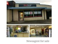 *freehold * running off license Newsagents Kilmarnock