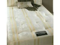 "BRAND NEW 4 6"" DOUBLE ORTHOPAEDIC MATTRESS FREE DELIVERY"