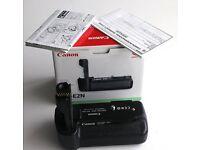 Canon BG-E2N Battery Grip MINT!!