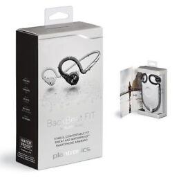 Plantronics Backbeat fit sports headset