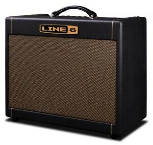 BOGNER Line6 DT25 1x12 Combo Tubes Amp / Perfect Like New !!!