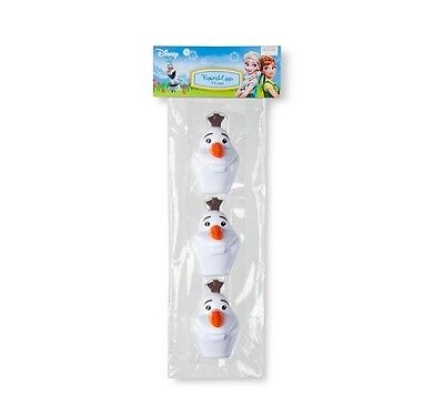 2x Disney Frozen Olaf Figural Easter Eggs Treat Container Party Favor 3ct](Frozen Easter Eggs)
