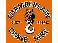 Trainee or Qualified Mobile Crane operator required in Thurrock, Essex.