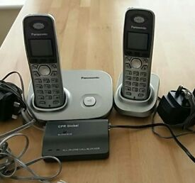 Home phone cordless +all in one call blocker