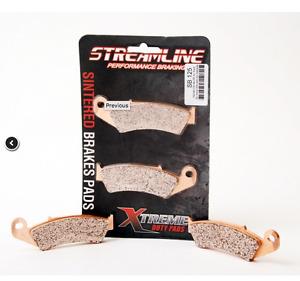 STREAMLINE HD Sintered ATV BRAKES Canada (NOT Racedriven )