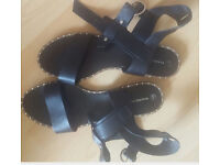 Warehouse Sandals RRP £50