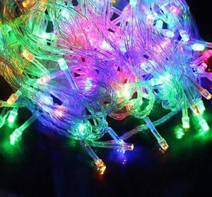 10 meters of string lights ( new) 8 modes