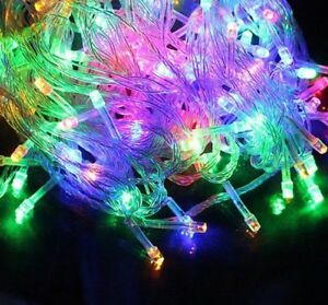 10 meters of string lights ( new)