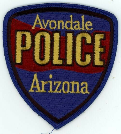 AVONDALE POLICE ARIZONA AZ COLORFUL PATCH SHERIFF