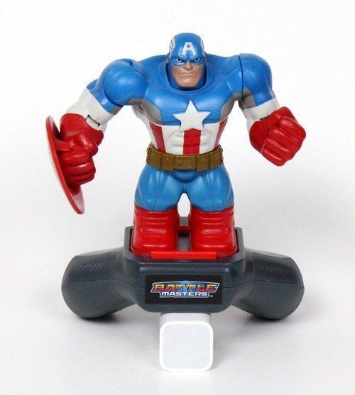 Marvel Battle Masters Captain America Figure & Controller Hasbro Toy