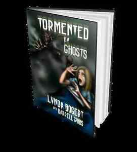 TORMENTED BY GHOSTS - LOCAL AUTHOR