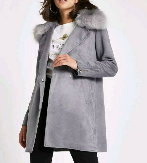 Details about Grey River Island summer jacket size 12