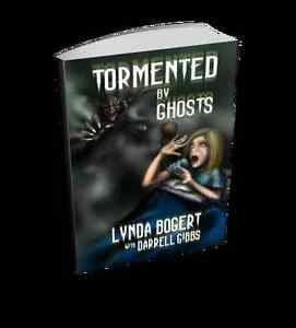 TORMENTED BY GHOSTS - NEW BOOK RELEASE