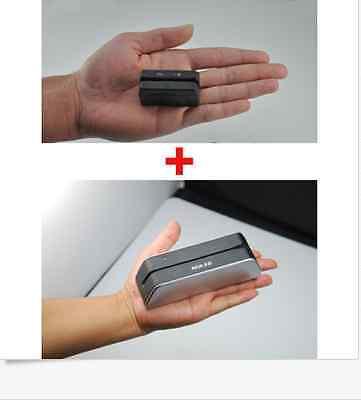 Msrx6 Magnetic Credit Card Reader Encoder Writer Swipe Minidx3 Portable Reader