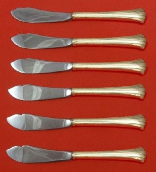Newport Scroll by Gorham Sterling Silver Mustard Ladle Custom Made