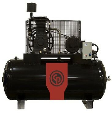 New Chicago Pneumatic 10 Hp Air Compressor Special Single Phase 2301