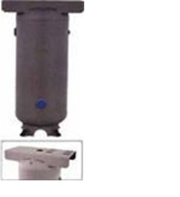 New 60 Gallon Vertical Air Tank With 13 X 30 Top Plate - 200 Psi - A10044