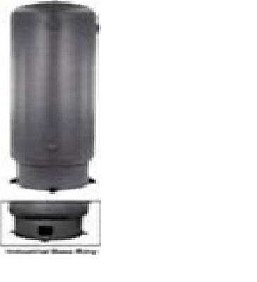 New 80 Gallon Vertical Air Tank W 4 Ft 13 X 30 Top Plate - 200 Psi- A10046