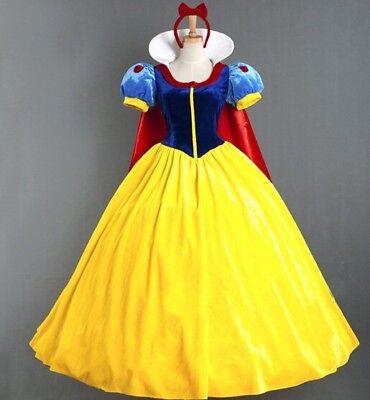 Anime Halloween 2019 (2019 new anime costume adult Halloween cartoon princess snow white costume)