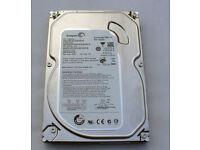 Seagate barracuda 250GB 3.5inch sata hard drive (for desktop PC)