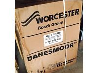 Worcester danesmoor 18/25 oil condensing boiler