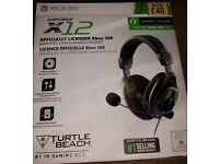 XBOX 360 official gaming headset