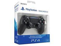 SONY DualShock 4 V2 Wireless Controller - Black