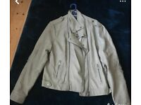 Dorothy Perkins Faux Leather BikerJacket, 20