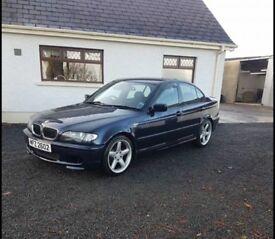 2004 BMW 320D M Sport