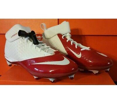 buy online d2c3d 93caa Nike Men s Lunar Superbad Pro D FOOTBALL CLEATS Shoes Sz. 15 NEW 511328 161