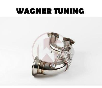 WAGNER TUNING - Downpipe Hosenrohr EVO1 - AUDI TTRS 8J 2,5l 20V TFSI TSI -NEU