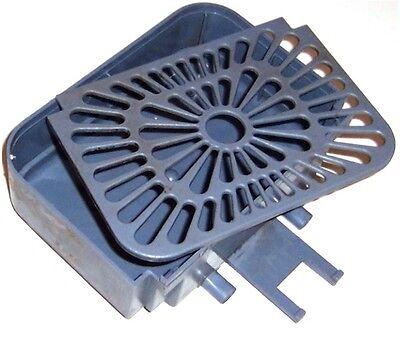 Ugolini Slush Machine Drip Tray Grid Grey