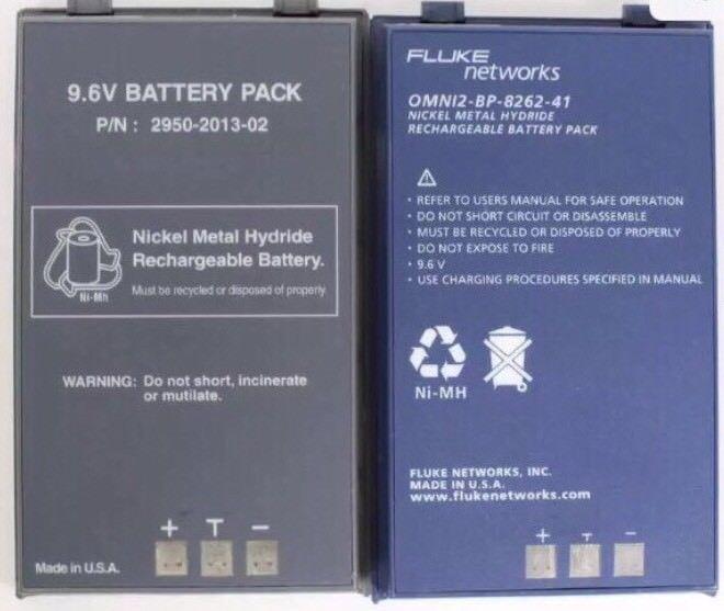 Fluke Microtest Omniscanner/Pentascanner Battery Rebuild