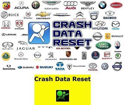 14 Airbag Programs SRS Software Delete Repair Crash Data Resetting Clear Dumps