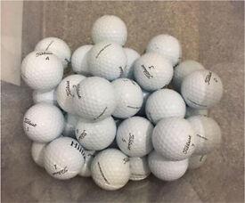 Titleist Pro V1/Pro V1x 25 Grade A golf balls