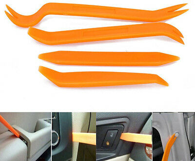 Car Door Molding Trim Panel Clip Light Audio Removal Pry Open Interior Tool Kit. Crown Molding 2 Light