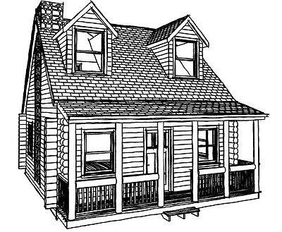 Log Cabin Home Kits Lincoln Equipment Liquidation