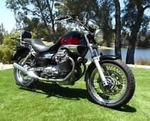 2005 Moto Guzzi Nevada Ballajura Swan Area Preview