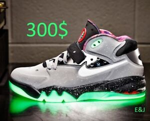 "10US | NIKE AIR FORCE MAX PRM QS ""AREA 72"" RARE"