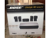Bose Lifestyle 48 Series IV (New)